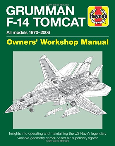 Grumman F-14 Tomcat (Owners' Workshop Manual) cover