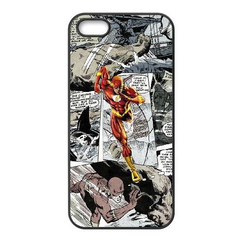Marvel Comic 004 coque iPhone 5 5S cellulaire cas coque de téléphone cas téléphone cellulaire noir couvercle EOKXLLNCD25837