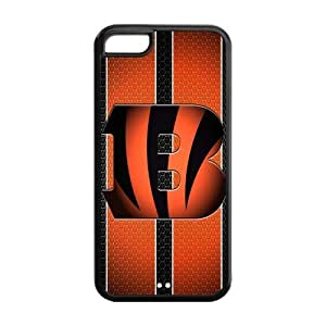 MMZ DIY PHONE CASETPU Case Cover for iphone 6 4.7 inch Strong Protect Case Cute NFL Cincinnati Bengals Case Perfect as Christmas gift(3)