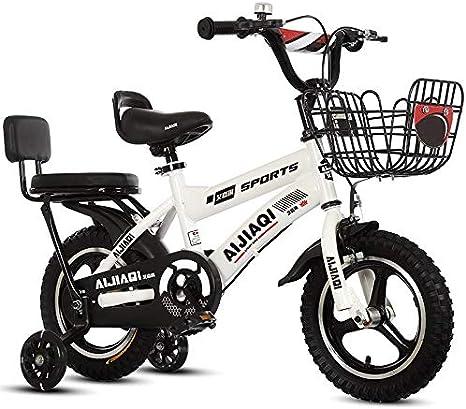 ZZKK Sillín de Bicicleta 12-18 Pulgadas de Bicicletas Bicicletas 3 ...