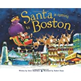 Santa Is Coming to Boston