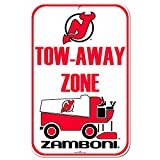WinCraft New Jersey Devils Official NHL 11'' x 17'' Tow Away Plastic Wall Sign 11x17 by 987846