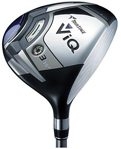 【2012年モデル】【メンズ】ブリヂストン ゴルフ ツアーステージ NEW VIQ フェアウェイウッド VT501W B0064UJ876