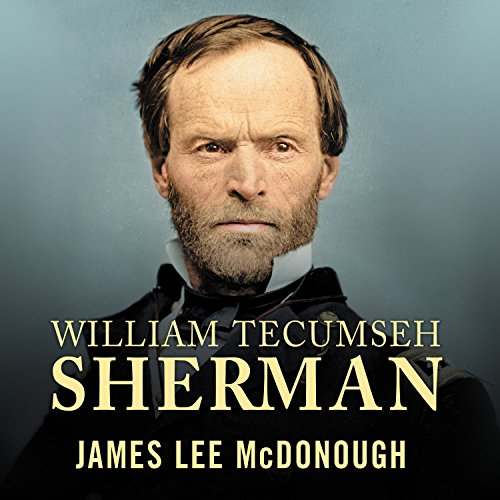 William Tecumseh Sherman: In the Service of My Country: A Life cover