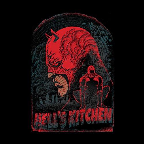 Daredevil Hells Kitchen Mash Up Men's Vest