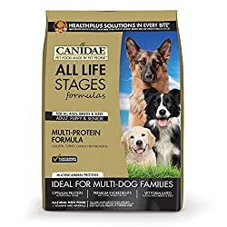 Canidae All Life Stages Dog Dry Food Multi-protein Formula, 5 Lbs