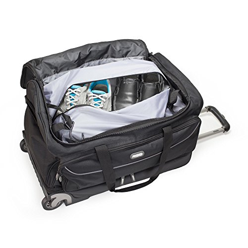 Portable Shelving Luggage, RISE gear Roller, Blue (Blue)