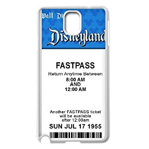 Disneyland for Samsung Galaxy Note 3 Phone Case Cover D5229