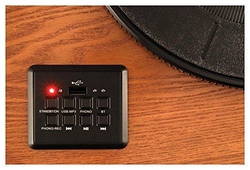 Tocadiscos Bennett & Ross TT-9500, para discos de vinilo ...