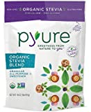 Pyure Organic Stevia All-Purpose Blend Sweetener, 16 Ounce (Pack of 2)