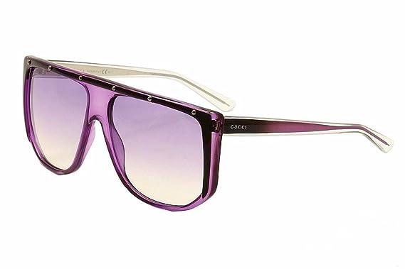 d901040b2517 GUCCI 3705 S Sunglasses 09W2 Violet 62-15-140