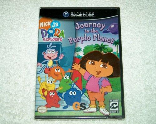 - Nick Jr. Dora the Explorer Journey to the Purple Planet Nintendo Gamecube Game