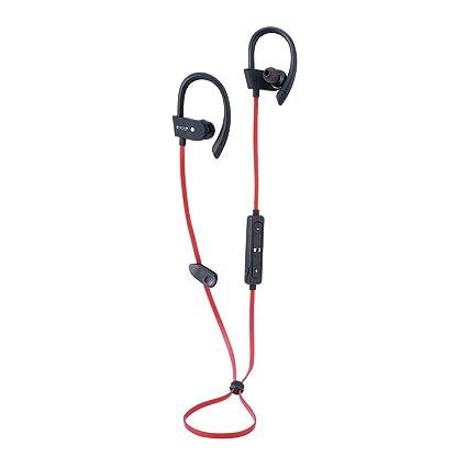 d458a6d2a10 RVIXE Wireless Bluetooth Earbuds Headphones Waterproof in Ear Flexible  Earphone EarPlug Noise Cancelling Sport Headsets Compatible