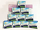 WinIon Anion Sanitary Napkins Day Pad (10 Packs x 8 Pads) by Winalite Love Moon