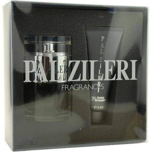 Pal Zileri By Pal Zileri For Men. Set-edt Spray 3.4 oz & All Over Body Shampoo 2.5 oz