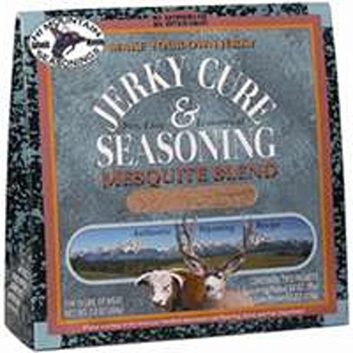 - Hi Mountain Jerky Seasoning - Jerky Making Kit - Mesquite Blend - Make Your Own Jerky