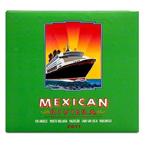 Disney Cruise Line 2011 Mexican Riviera Medium Photo Album (Disney Photo Album 2011)