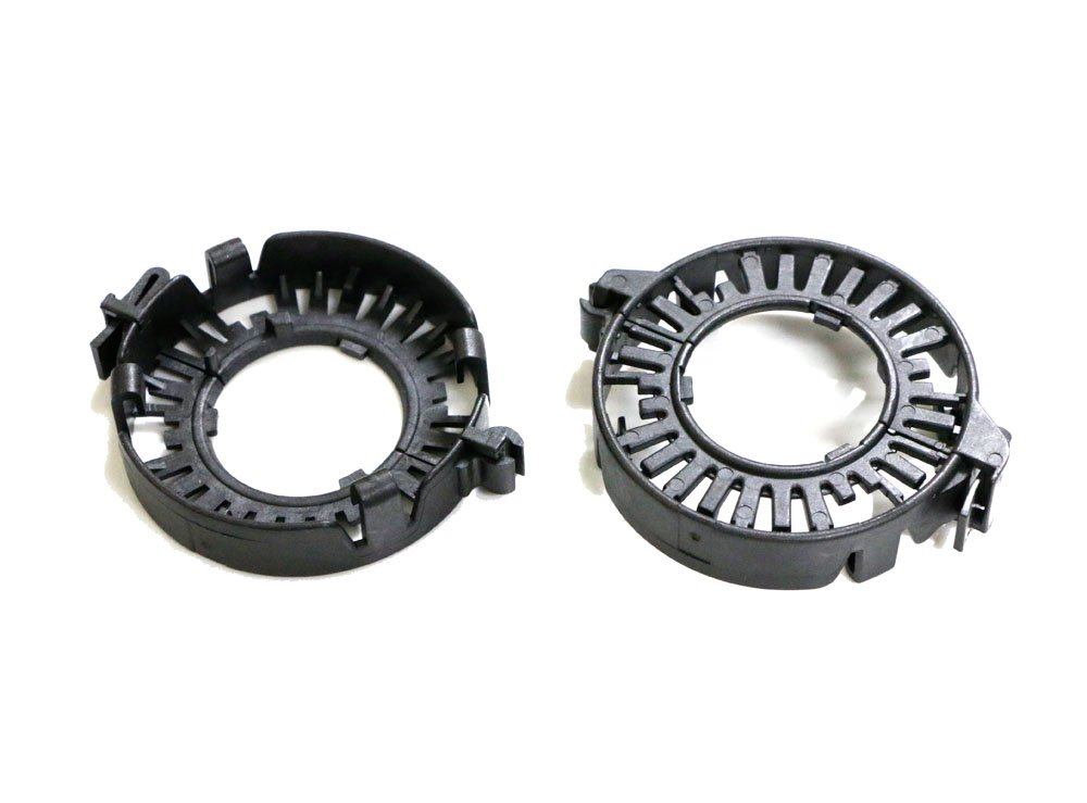 etc iJDMTOY Auto Accessories No modification require HID holder ring iJDMTOY 2 D1S D3S HID Xenon Bulbs Holders Clip Rings Retainers For Audi BMW Mercedes Buick Cadillac Lincoln Jaguar