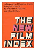 The New Film Index, Richard Dyer MacCann and Ted Perry, 0525165541