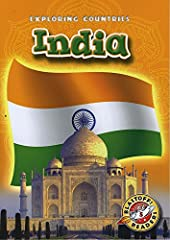 India is the place to find the stunning Taj Mahal and the world's tallest peak, Mount Everest. Mount Everest rises nearly 5 miles into the sky! Children will learn all about India, a country known for mountains, curry, and the world's ...