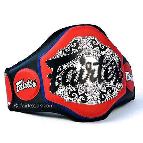 Fairtex BPV3 Extra Lightweight Belly Pad Black por Fairtex