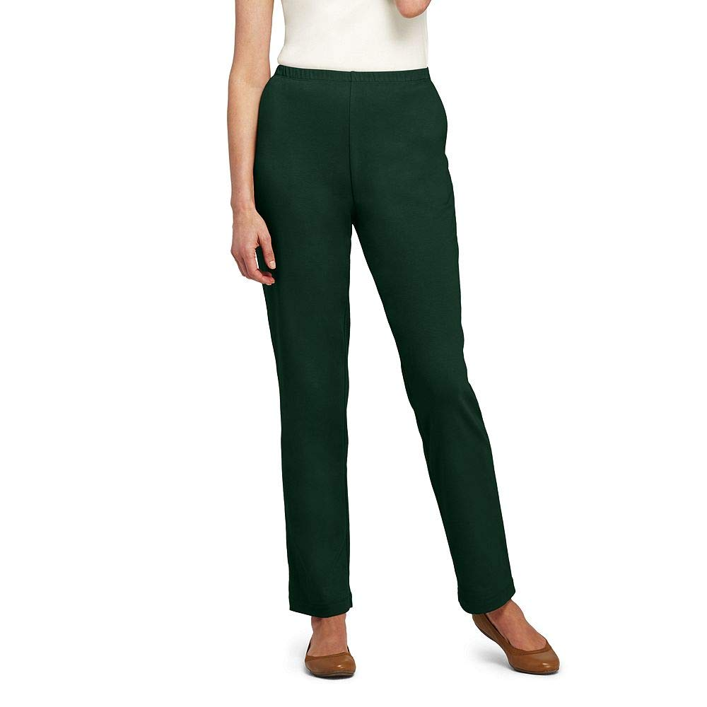 Lands' End Women's Sport Knit Pants classic