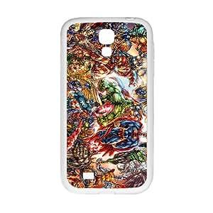 Marvel super hero Phone Case for Samsung Galaxy S4 Case