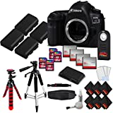 Canon EOS 5D Mark IV DSLR Camera International Version (No Warranty)(Body Only) Mega Accessory Bundle