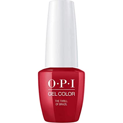 Amazon Com Opi Gelcolor The Thrill Of Brazil 0 25 Fl Oz