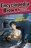 img - for Encyclopedia Brown and the Case of the Midnight Visitor book / textbook / text book