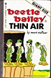 Thin Air, Mort Walker, 0812561090