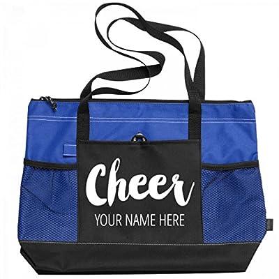Custom Brazil flag Waterproof Travel Tote Bag Duffel Bag Crossbody Luggage handbag