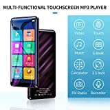 MYMAHDI MP3 Player, High Resolution and Full