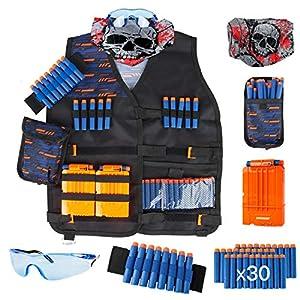 Little-Valentine-Kids-Tactical-Vest-Kit