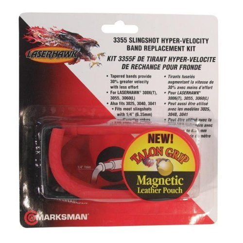 - Marksman 3355 Slingshot Hyper-Velocity Band Replacement Kit by Marksman