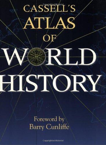 Cassell's Atlas of World History