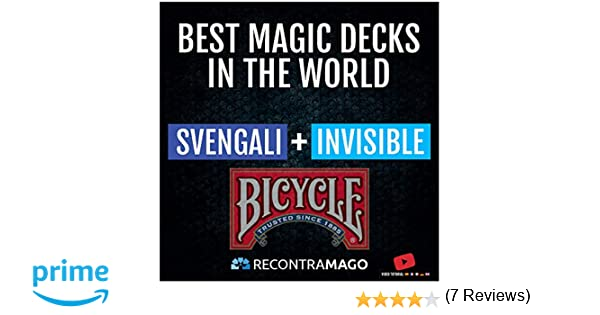 RecontraMago Magia Bicycle - Las Top Barajas Mágicas del ...