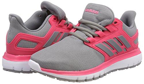 Adidas F17 real De Energy S18 Cloud 2 Chaussures Three Gris Running Pink Femme grey F17 W grey BwBfr