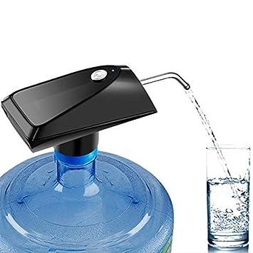 yifeng Universal Bomba de Agua Potable automática, Carga galón dispensador de Bomba de Agua Interruptor se Adapta a Cualquier Botella: Amazon.es: Deportes y ...