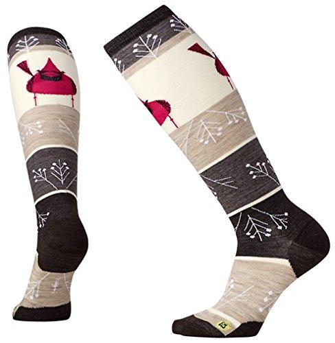 Smartwool Charley Harper Cardinal Knee High Sock - Women's