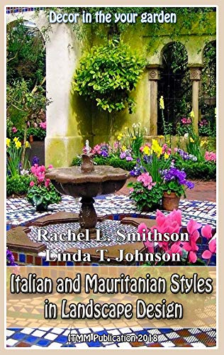 Italian And Mauritanian Styles In Landscape Design Decor In The Awesome Landscape Garden Design Decor