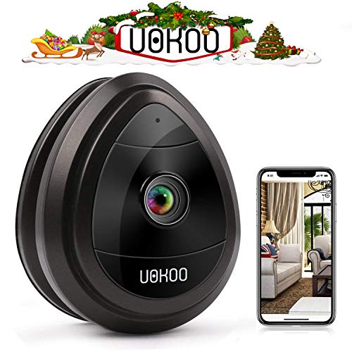Home Security Camera, WiFi Wireless Security Smart IP Camera
