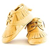 Tickle Toes Camel Boys/Girls Shoes with Lace
