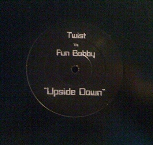 (Twist vs Fun Bobby - Upside Down - Thumpin Vinyl - BASH 039 )