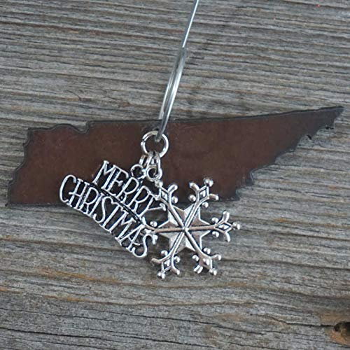 - Tennessee Christmas Ornament, 3