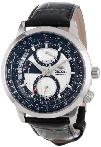 Orient Men's CDH00001B Explorer Power Reserve Meter Watch