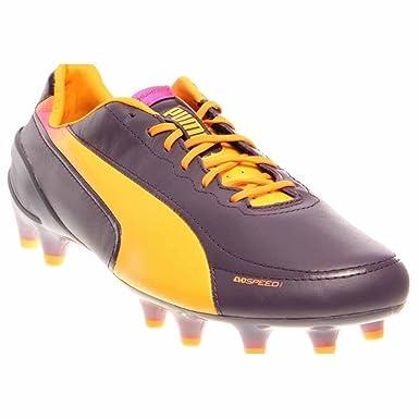 Amazon.com  PUMA Evospeed 1.2 L FG  Shoes 30afe9045