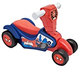 THE ULTIMATE SPIDER-MAN Little People Ride 2 Scoot Ride On