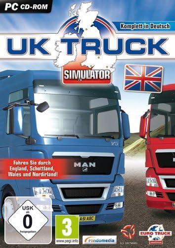 UK Truck-Simulator [Importación alemana]: Amazon.es: Videojuegos