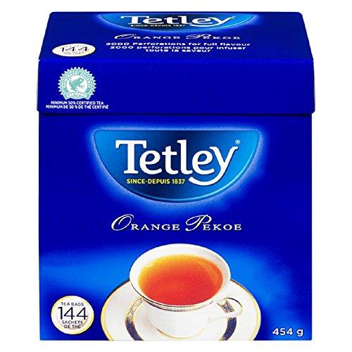 Tetley Tea, Orange Pekoe - 144 Count Tea Bags (144 count)